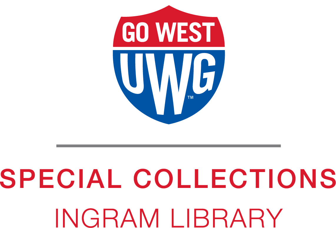 Repository: University of West Georgia Special Collections